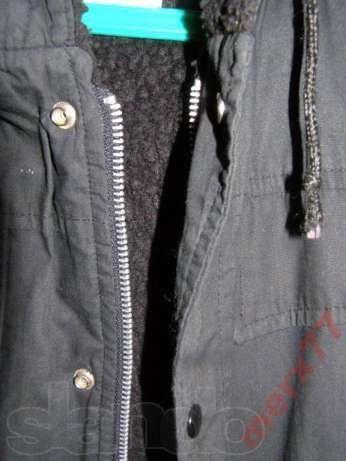 Фото 3 - Японская курточка на цигейке 38 размер