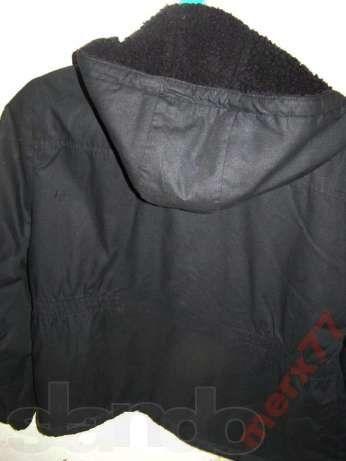 Фото 2 - Японская курточка на цигейке 38 размер