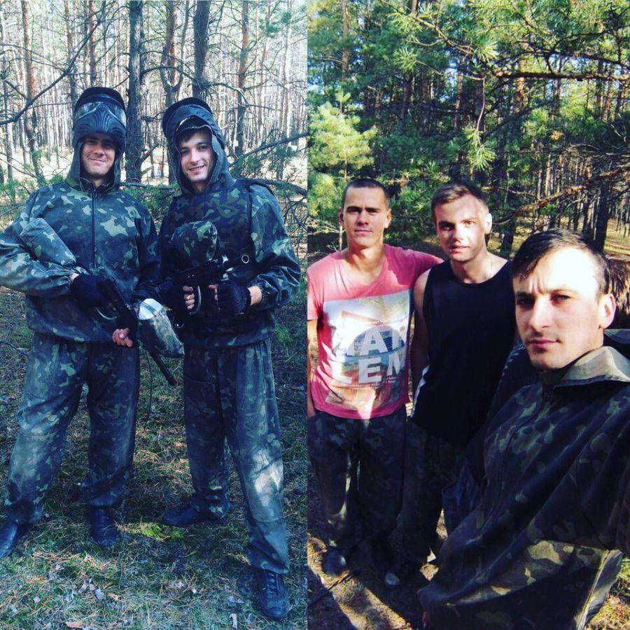 Фото 9 - Пейнтбол в Павлограде с укрытиями и бронежилетами