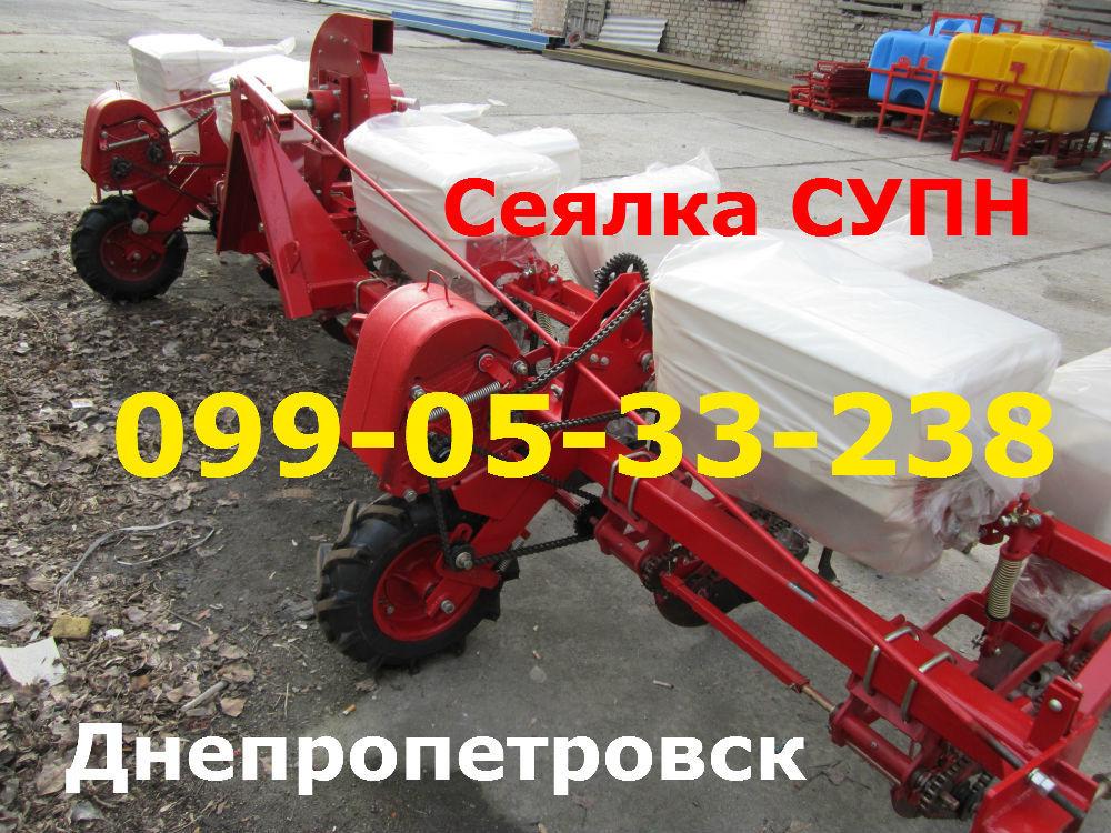 Фото - сеялка Супн, сеялки СУПН-8, сеялка пневматическая СУ-8 , купить СУ-8