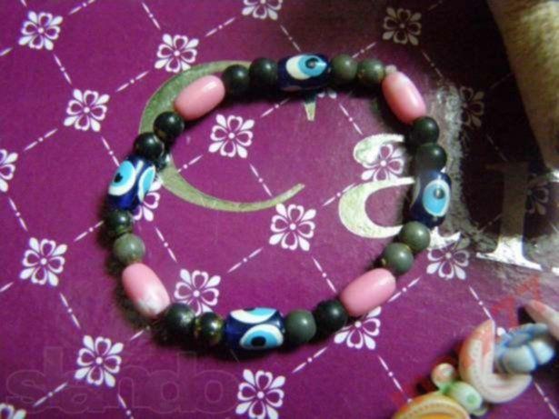 Фото 4 - Набор украшений для Вашей принцессы (заколка, резинка, браслет)