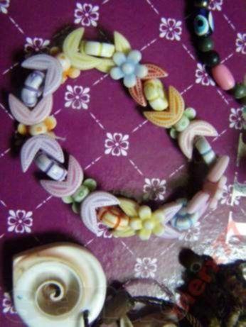 Фото 3 - Набор украшений для Вашей принцессы (заколка, резинка, браслет)