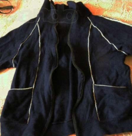 Фото 2 - Теплая мастерка шерсть