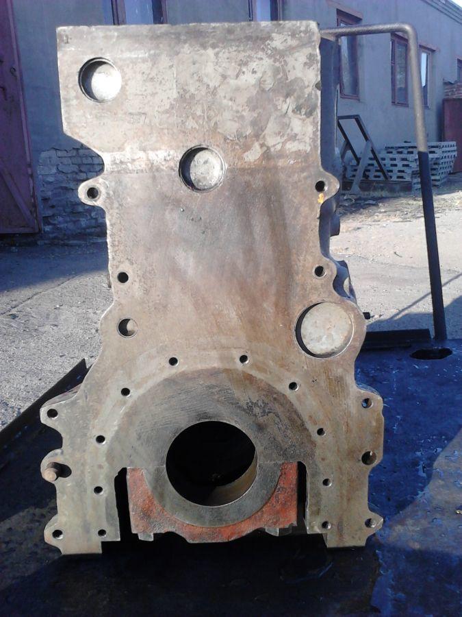 Фото 3 - Блок двигателя Д 3900 б/у погрузчика ДВ 1792