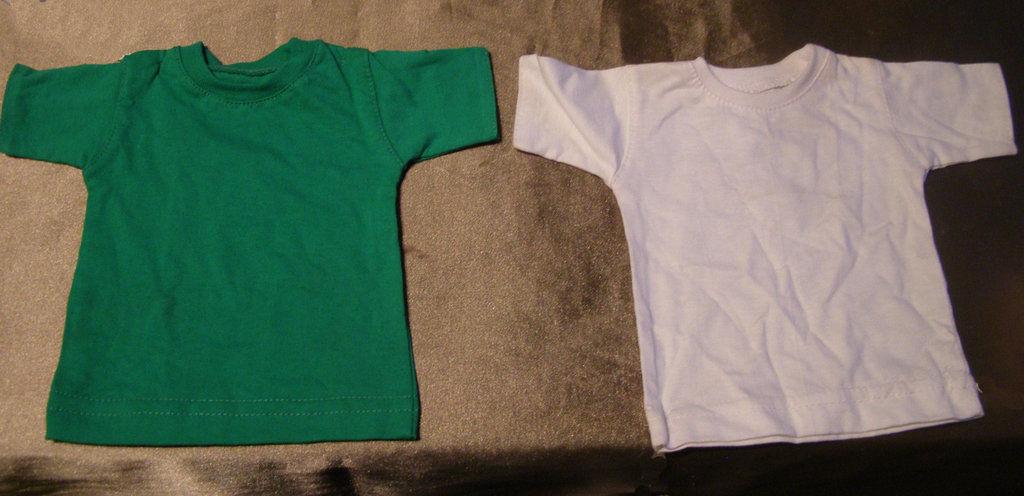 Фото - Одежда для кукол футболки