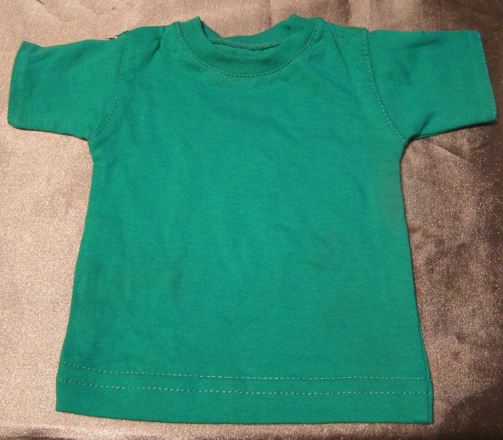 Фото 2 - Одежда для кукол футболки