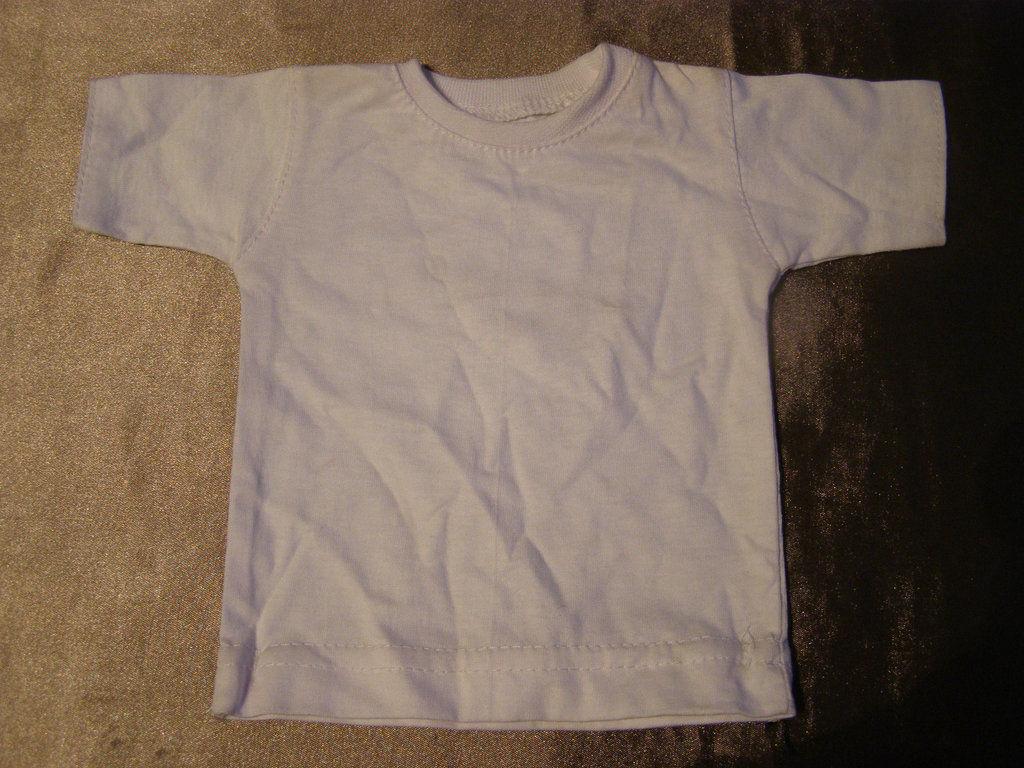 Фото 3 - Одежда для кукол футболки