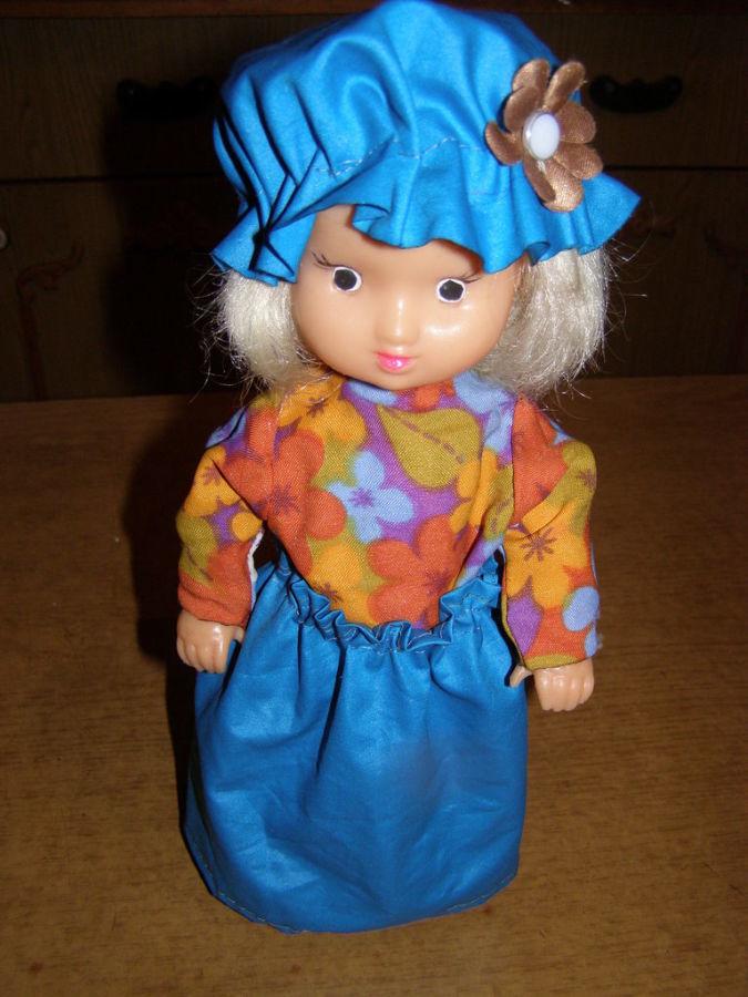 Фото - Кукла из Прибалтики, времен ссср, Редкая