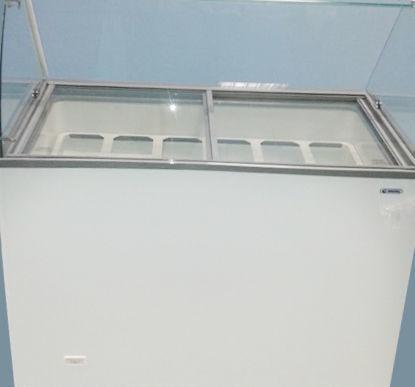 Фото 3 - Морозильные витрины под мороженое Crystal VENUS VETRINE 26, новые