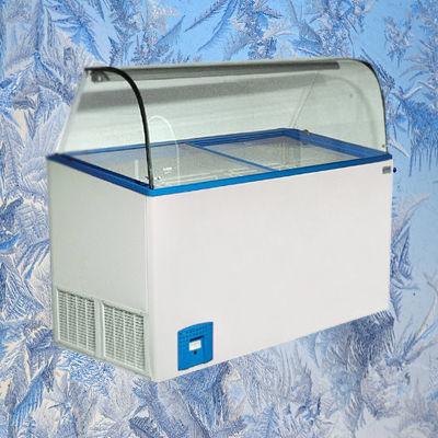 Фото 2 - Морозильные витрины под мороженое Crystal VENUS VETRINE 26, новые