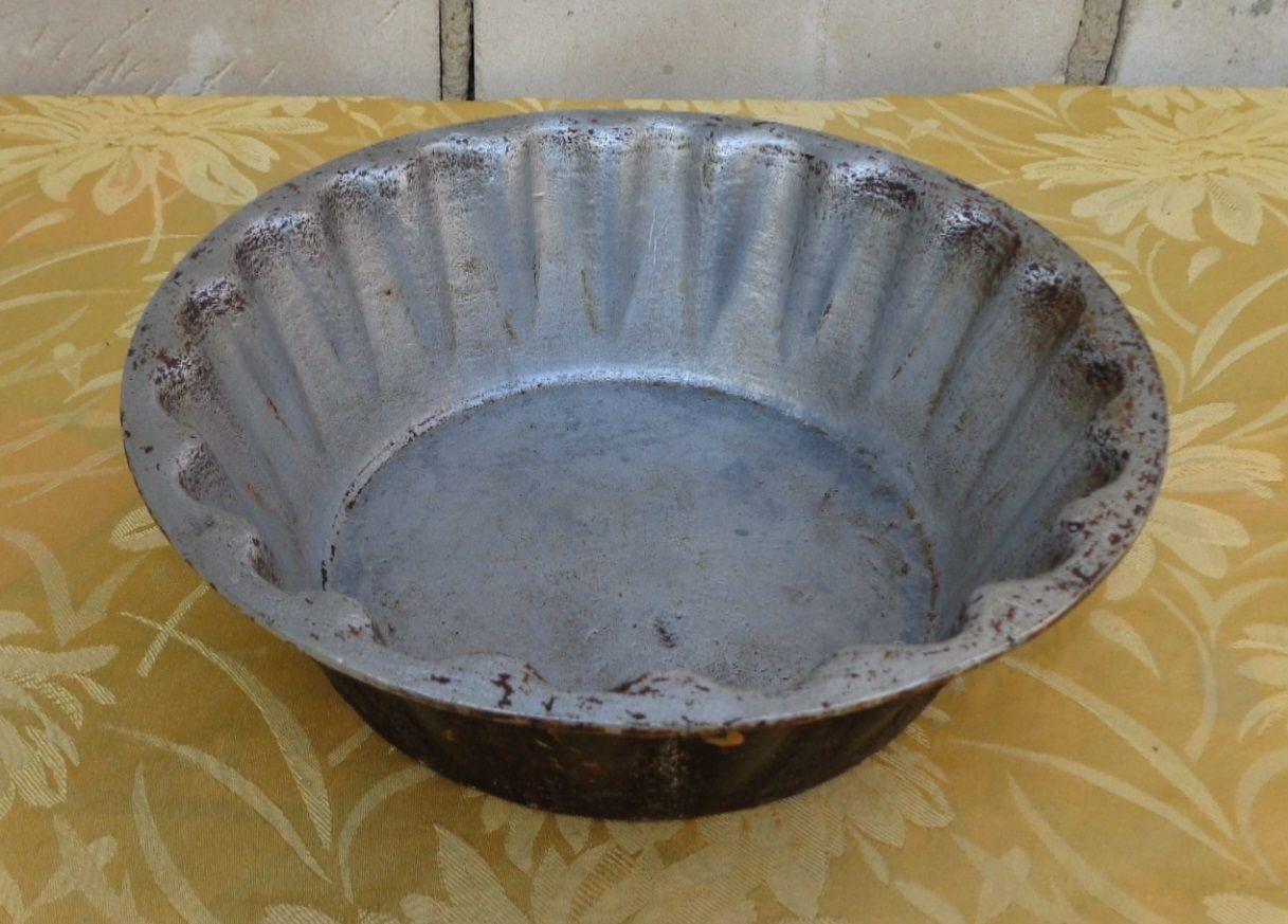 Фото - Форма алюминиевая для выпечки кекса, торта