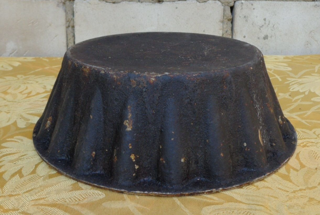 Фото 4 - Форма алюминиевая для выпечки кекса, торта