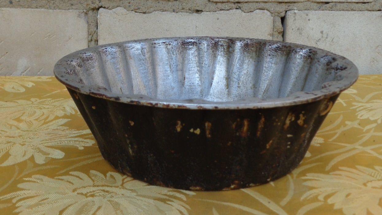 Фото 3 - Форма алюминиевая для выпечки кекса, торта