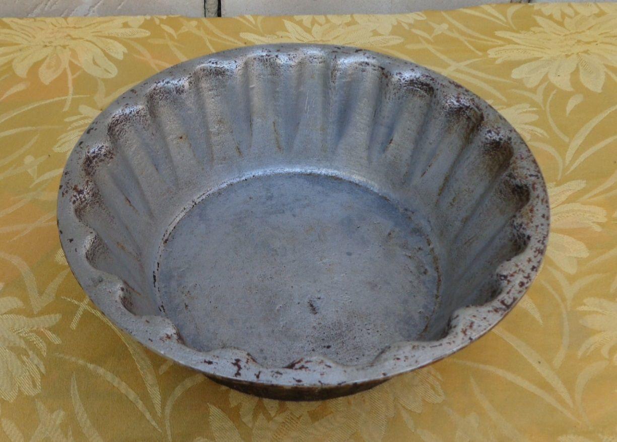 Фото 2 - Форма алюминиевая для выпечки кекса, торта