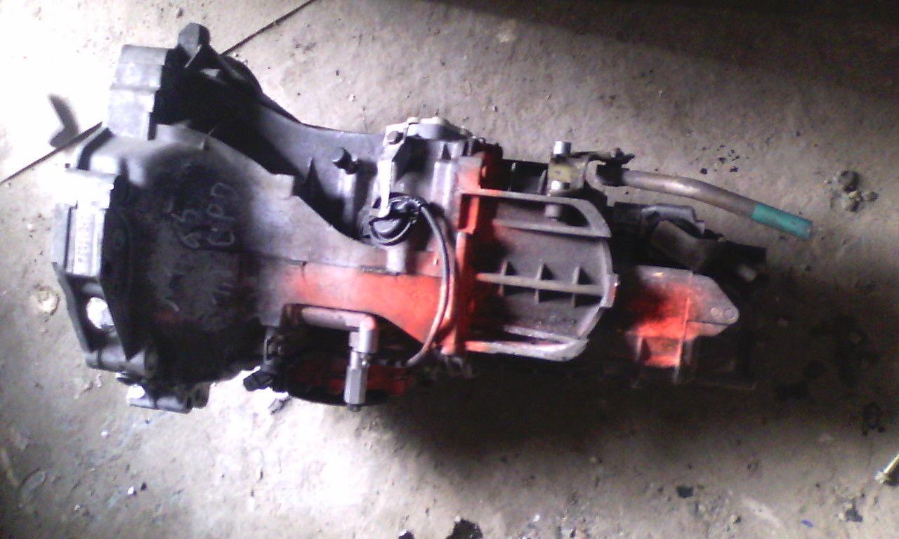Фото - КПП.мкпп.механика.Коробка передач AUDI A4 1.8 CPD