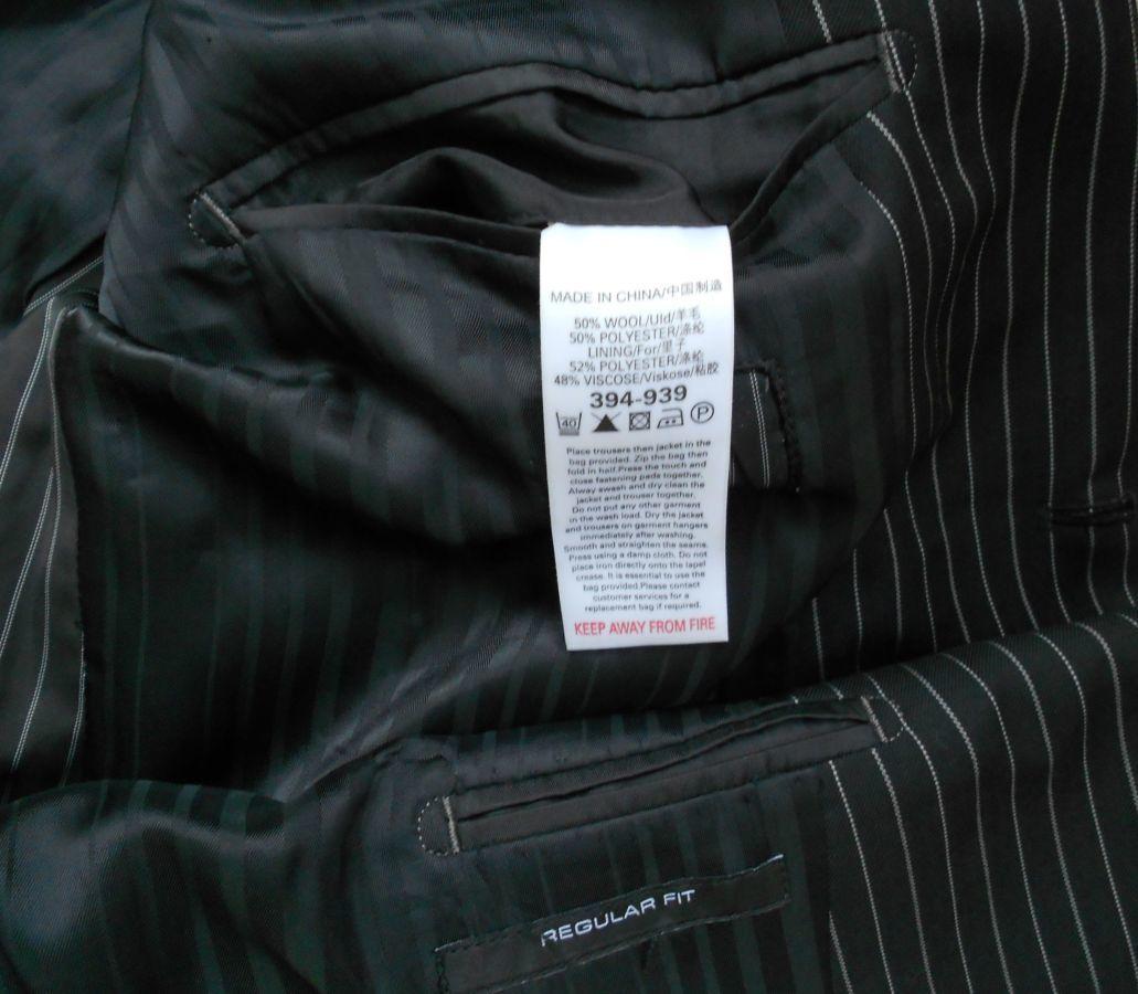 Фото 7 - Мужской пиджак Next размер 54