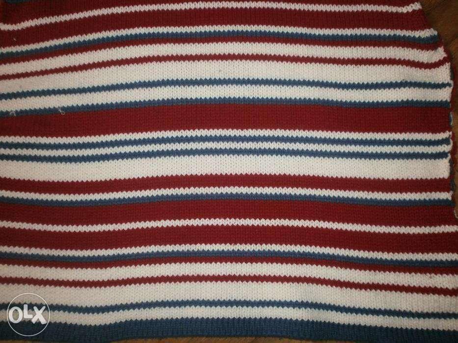 Фото 8 - Пряжа нитки для вязания три цвета, ассорти, вес 680 гр