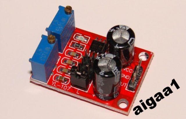Фото - Регулируемый генератор импульсов на NE555