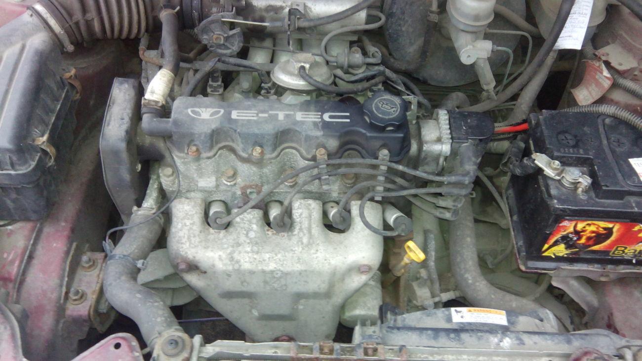 ланос (Lanos) двигатель 1.4,1.5,1.6 установка