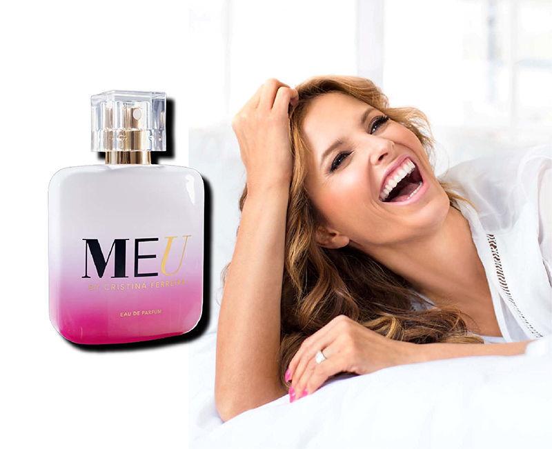 Фото 4 - Cristina Ferreira Meu LR Женская парфюмерная вода ЛР Кристина Феррейра