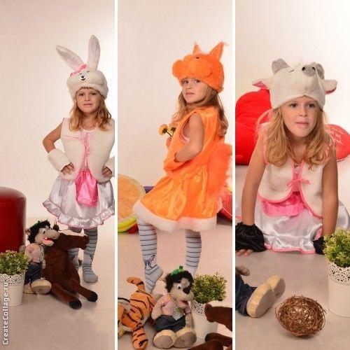 Фото 9 - карнавальные костюмы к празднику золотой осени