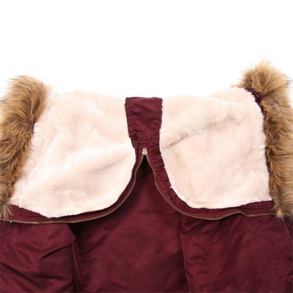 Фото 3 - Куртка зимняя Sarah Alpha Industries