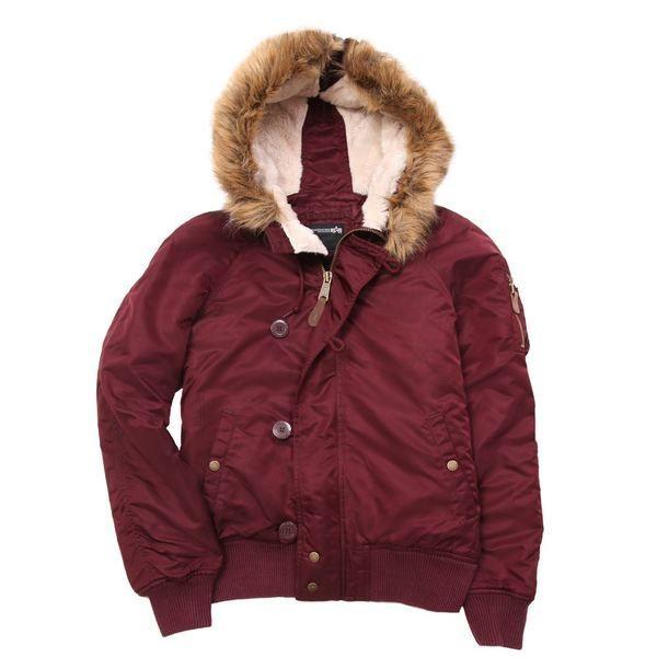 Фото - Куртка зимняя Sarah Alpha Industries