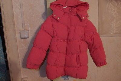 Фото - теплое пальто 15 и 18 мес тм chicco