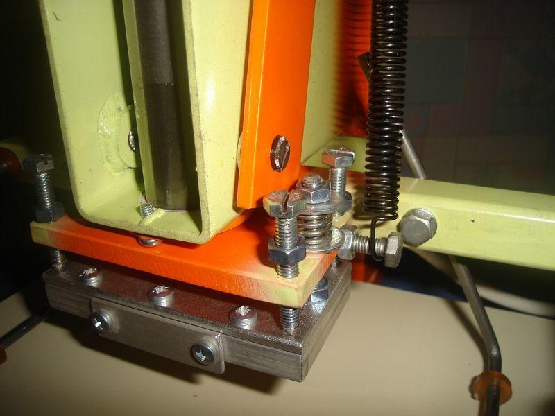 Фото 5 - Станок пресс для тиснения фольгой, термопресс для тиснения