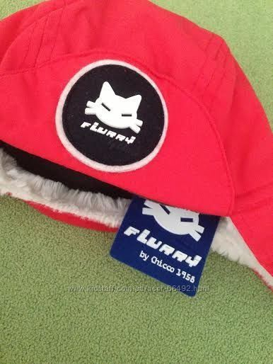 Фото - новая термо шапка 48- 50 размер тм chicco