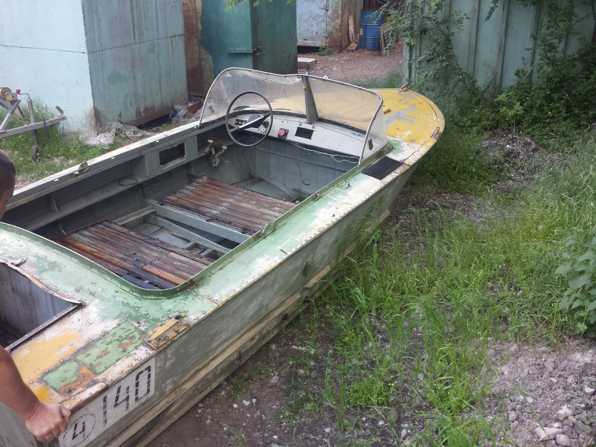 Фото 7 - Лодка