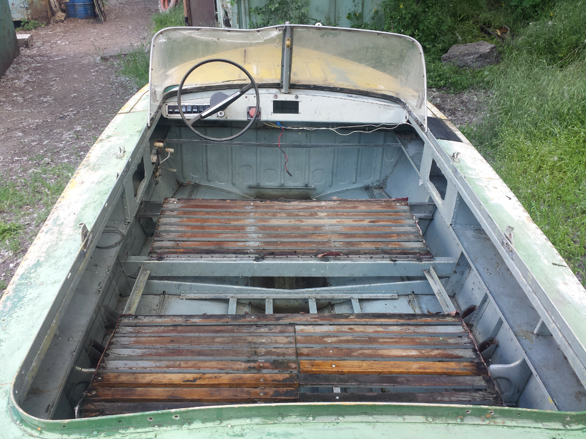 Фото 8 - Лодка