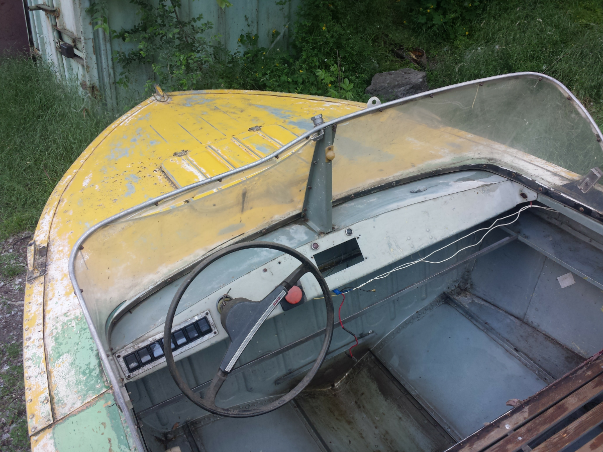 Фото 3 - Лодка