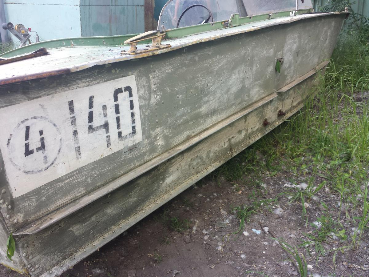 Фото 10 - Лодка