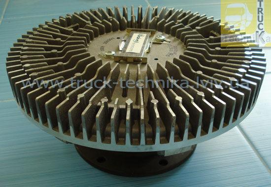 Фото - Вискомуфта вентилятора  IVECO, EUROTRAKKER, EUROTECH