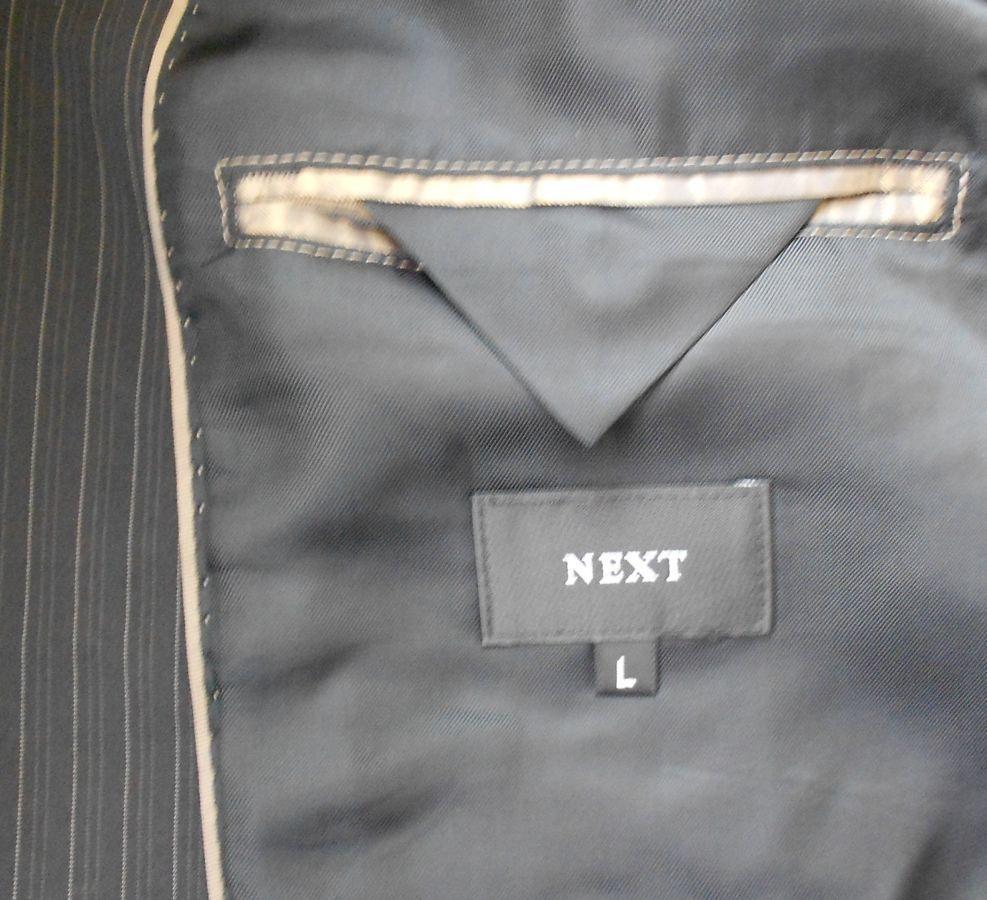 Фото 5 - Мужской пиджак Next размер L (52)
