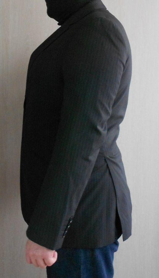 Фото 2 - Мужской пиджак Next размер L (52)