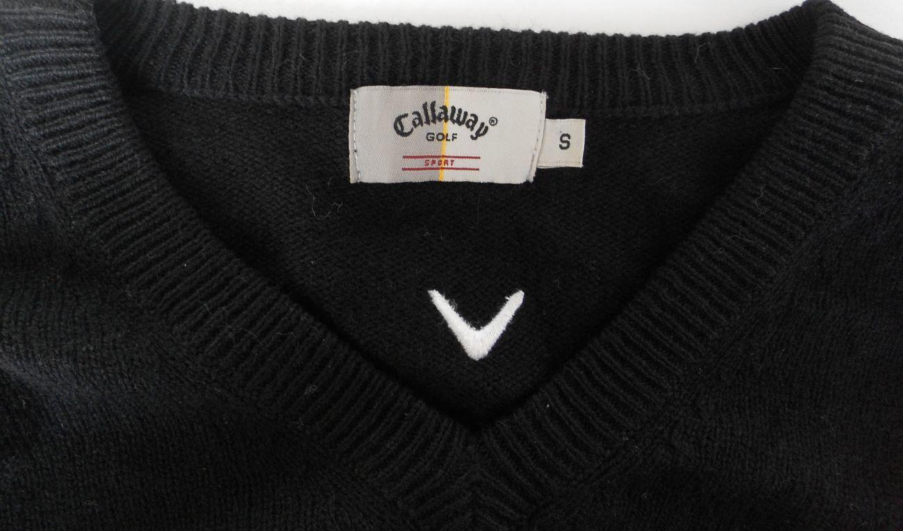 Фото 8 - Мужской свитер Callaway Golf размер 50