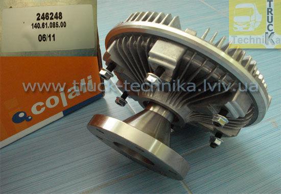 Фото 3 - Вискомуфта вентилятор двигателя DAF 85ATI, 85CF