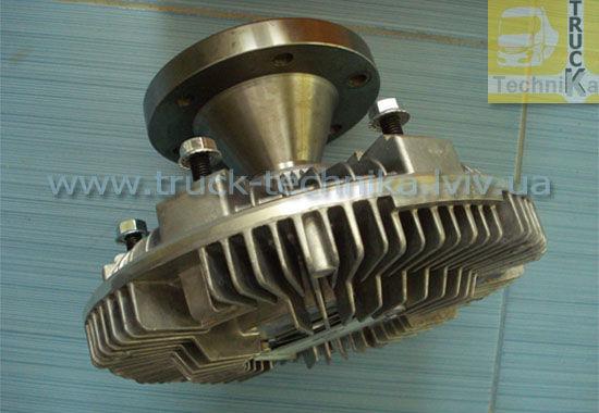 Фото 4 - Вискомуфта вентилятор двигателя DAF 85ATI, 85CF