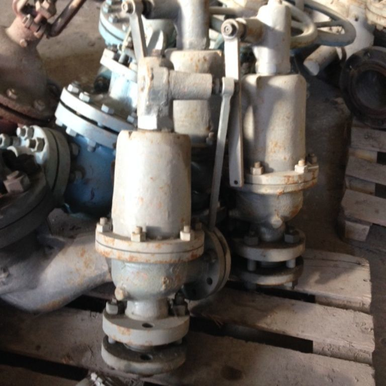 Фото 2 - Клапан СППКр (СППК4р) предохранительный Ду50 Ру160