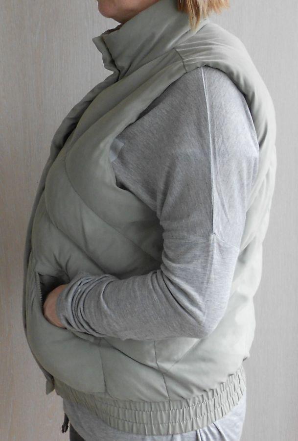 Фото 2 - Женский утеплённый жилет Next размер 46 (18)