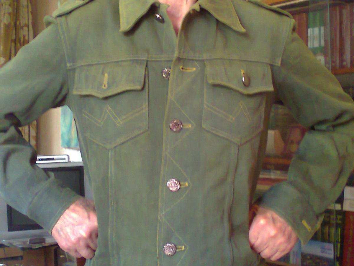 Фото - джинсовая куртка 44-46р