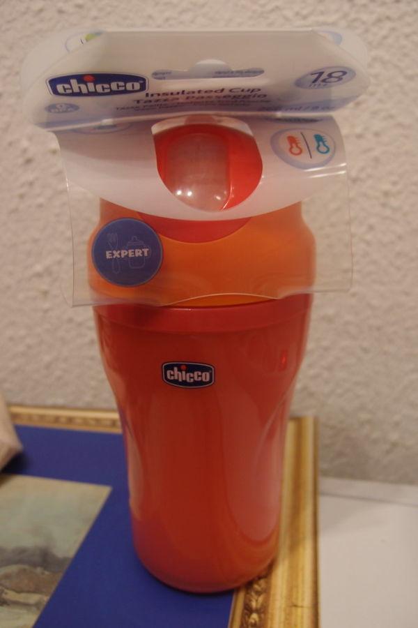 Фото - Чашка для прогулок Insulated Cup тм chicco