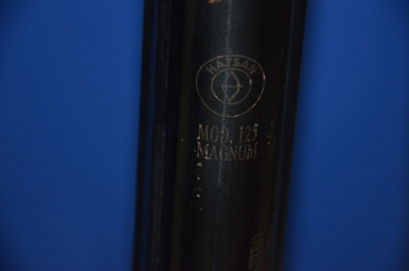 Фото 3 - Пневматическая винтовка Hatsan 125 (Хатсан 125 магнум)