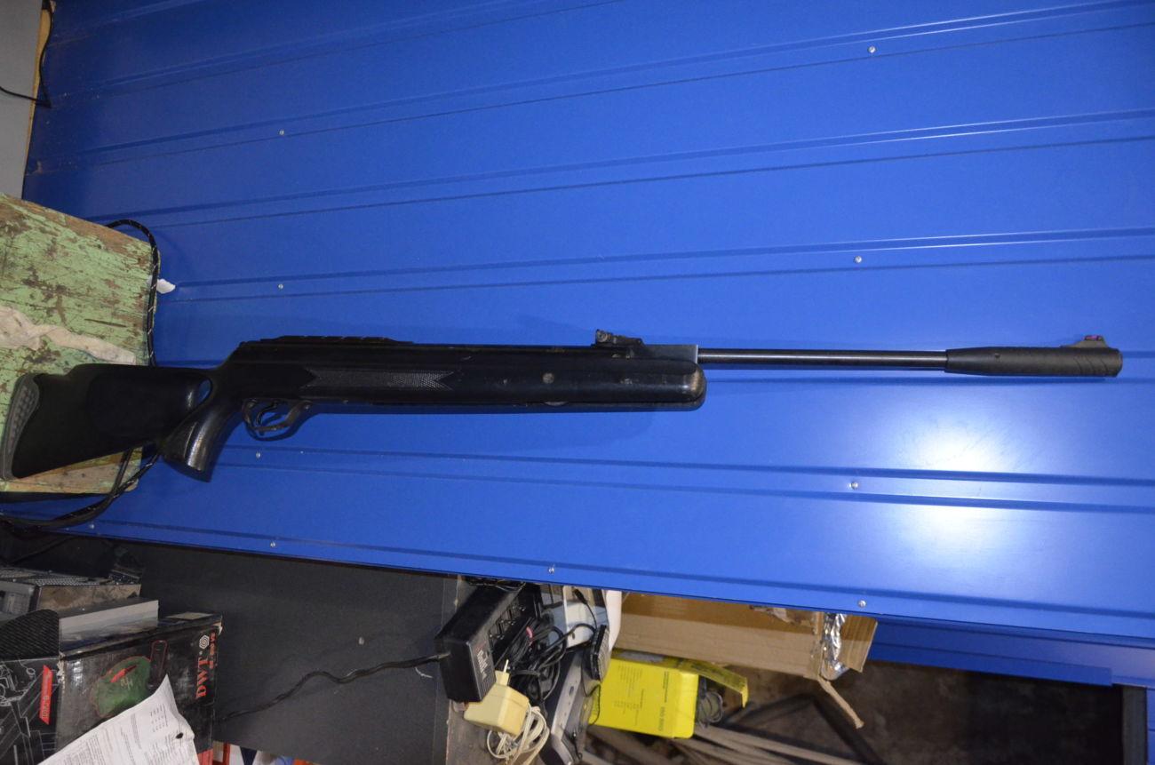 Фото - Пневматическая винтовка Hatsan 125 (Хатсан 125 магнум)
