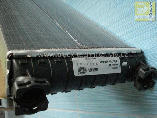 Фото - Pадиатор печки DAF CF, XF105