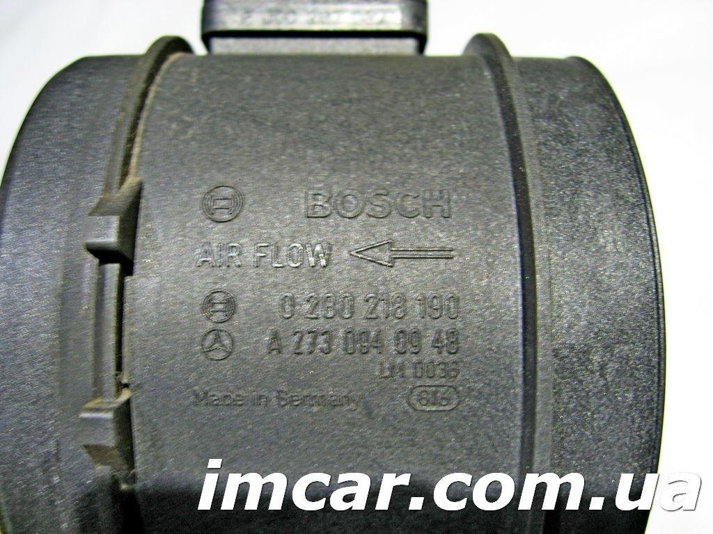 Фото 3 - Расходомер для Mercedes A2730940948/ A2730940848