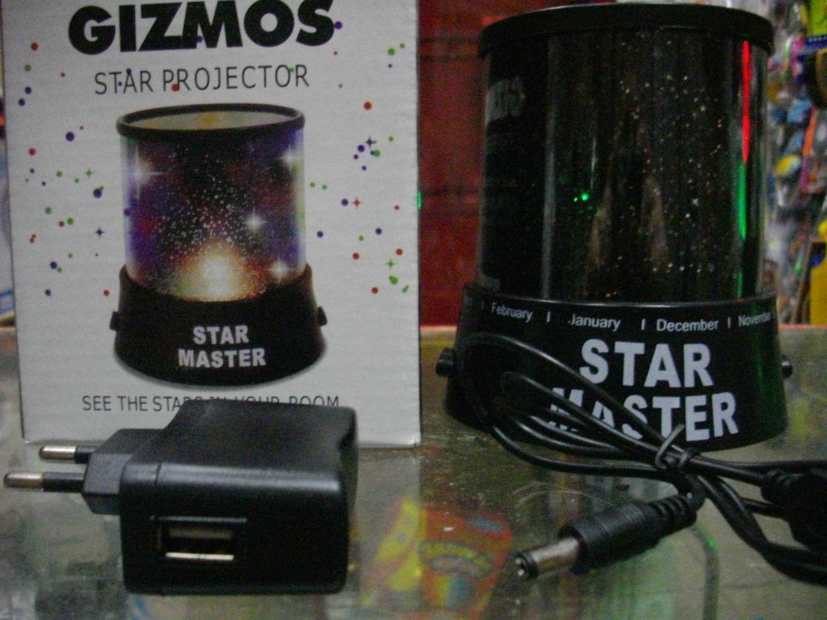 Фото - Starmaster Проектор Звёздное небо (с блоком питания)