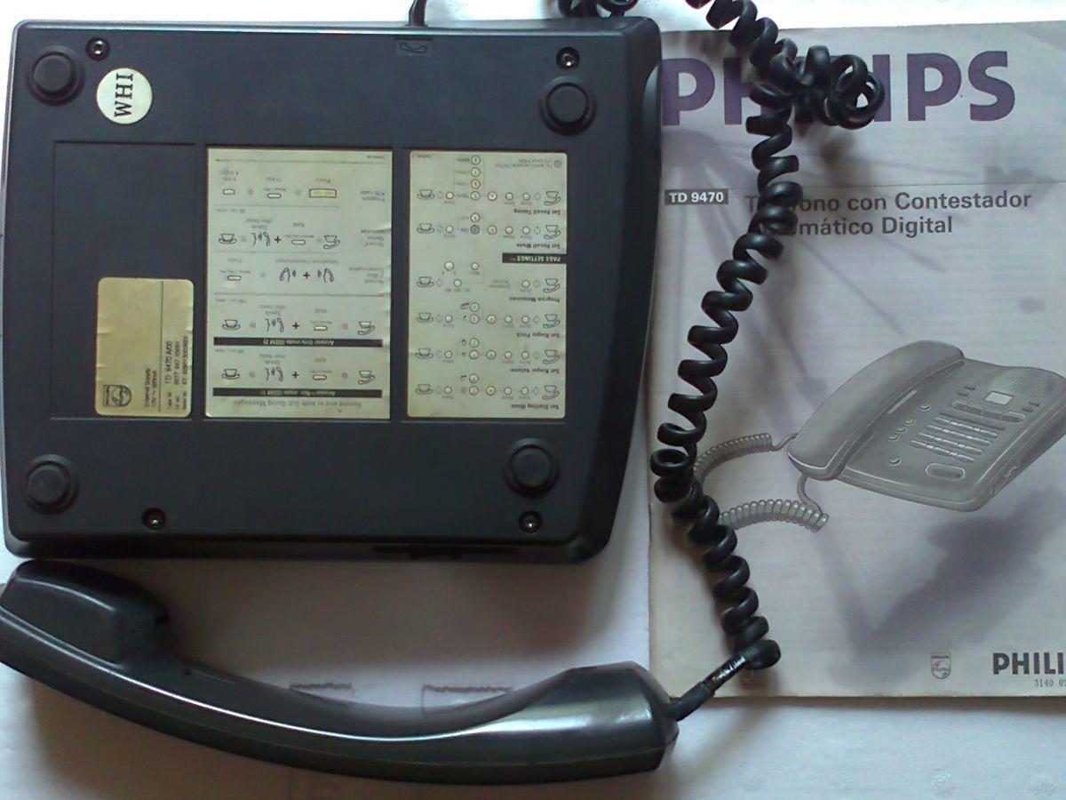 Фото 3 - Филипс автоответчики программы телефон немец